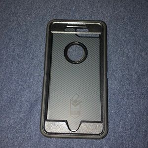iPhone 7/8 plus Black Otter Box case